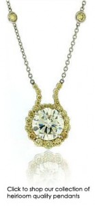 Heirloom Necklace   Mark Broumand