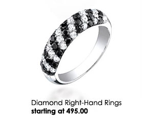 Right Hand Rings from Mark Broumand