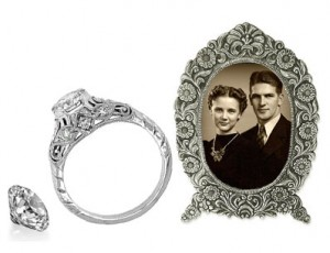 Fix Your Antique Rings With A Loose Diamond   Mark Broumand