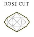 Antique Rose Cut Diamond | Mark Broumand