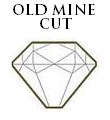 Antique Old Mine Cut Diamond | Mark Broumand