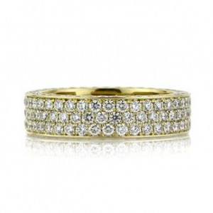 Eternity Band Anniversary Ring
