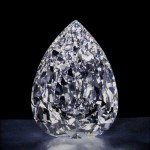 530.2ct Pear Shaped Star of Africa Diamond