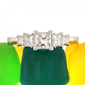 Find a Princess Cut Engagement Ring - Under $4000 | Mark Broumand