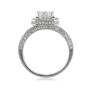 Discover Custom Engagement Rings from Mark Broumand