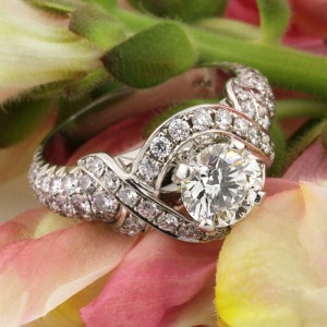 Round Brilliant Engagement Rings Shine Brightly | Mark Broumand