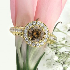 Fancy Color Engagement Rings - Simply Sweet Chocolate Diamonds | Mark Broumand