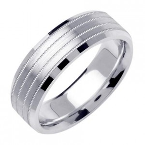 Wedding Band Choices for Men