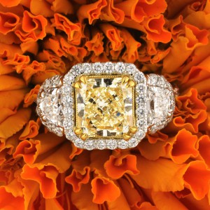 Accentuate Your Style by Adding a Touch of Color to Your Diamonds | Mark Broumand