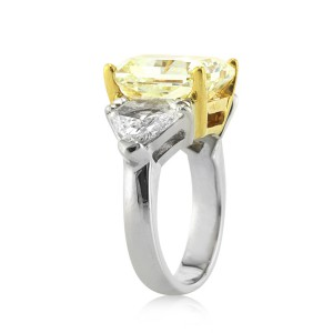 Yellow Diamonds | Mark Broumand