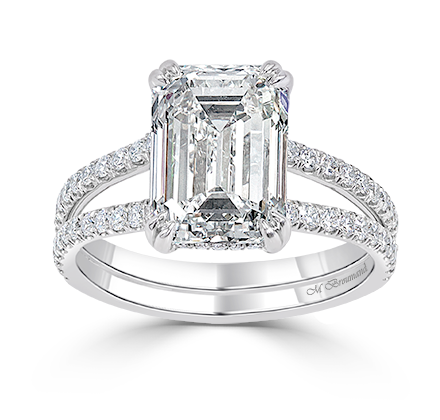Mark Broumand Custom Made Diamond Engagement Rings And Fine