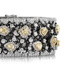 17.51ct Fancy Yellow and White Diamond Bracelet
