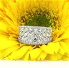 3.50ct Round Brilliant Cut Diamond Right-Hand Ring