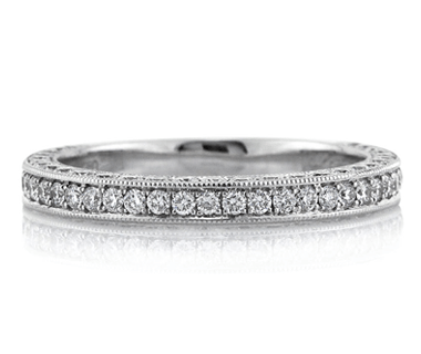diamond bands for her - Wedding Ring Bands For Her